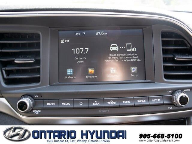 2020 Hyundai Elantra Preferred w/Sun & Safety Package (Stk: 002576) in Whitby - Image 2 of 17