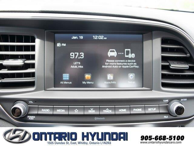 2020 Hyundai Elantra Preferred w/Sun & Safety Package (Stk: 000095) in Whitby - Image 2 of 17