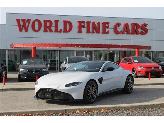 2019 Aston Martin Vantage  (Stk: 17106) in Toronto - Image 1 of 27