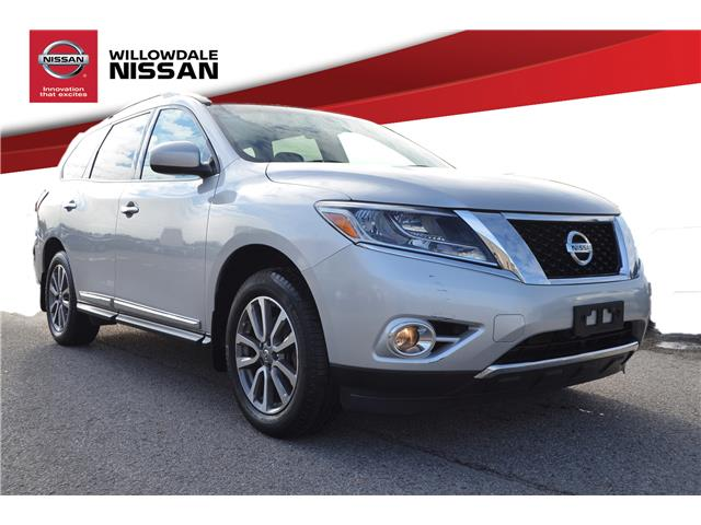 2014 Nissan Pathfinder SL (Stk: N325A) in Thornhill - Image 1 of 29