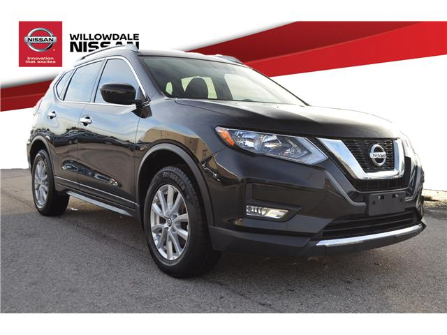 2017 Nissan Rogue SV (Stk: N285A) in Thornhill - Image 1 of 27