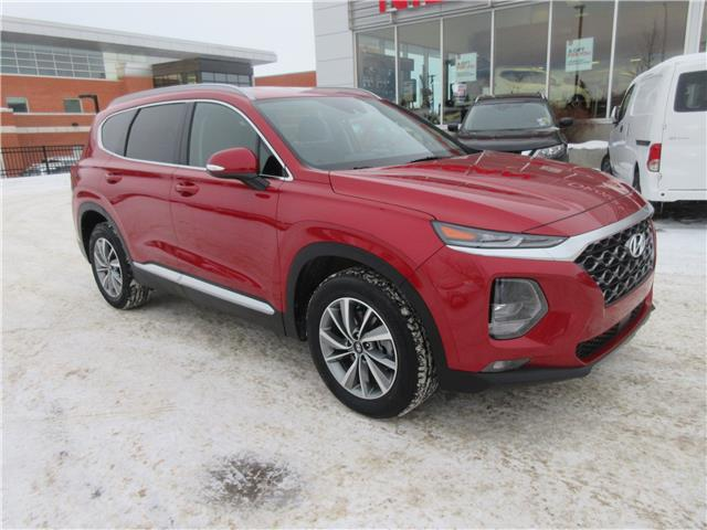 2019 Hyundai Santa Fe Preferred 2.4 5NMS3CAD5KH099601 9851 in Okotoks