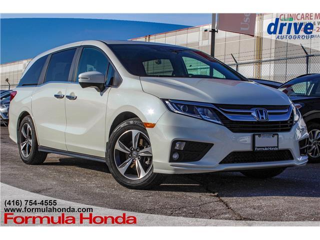 2019 Honda Odyssey EX (Stk: 19-0943D) in Scarborough - Image 1 of 25