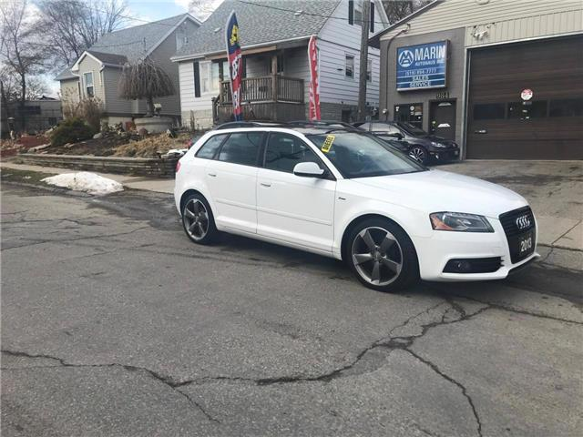 2013 Audi A3 2.0 TDI Progressiv (Stk: 555781) in Toronto, Ajax, Pickering - Image 1 of 5