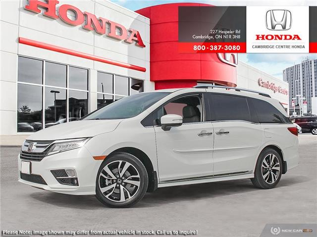 2020 Honda Odyssey Touring (Stk: 20578) in Cambridge - Image 1 of 24