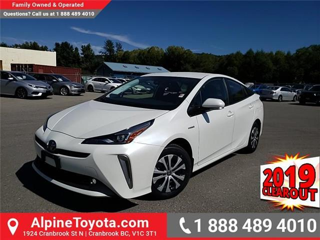 2019 Toyota Prius Technology (Stk: 3009438) in Cranbrook - Image 1 of 26