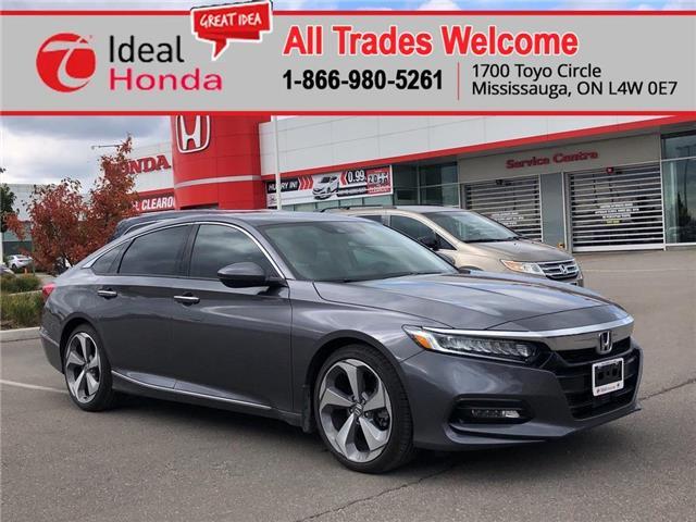 2018 Honda Accord Touring (Stk: 67028) in Mississauga - Image 1 of 22