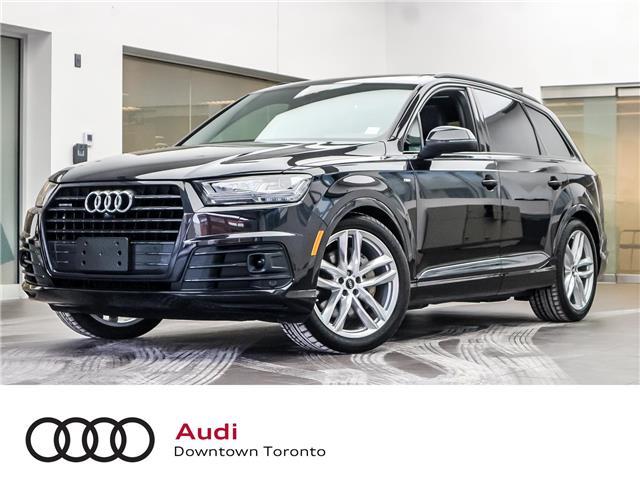 2018 Audi Q7 3.0T Technik (Stk: P3537) in Toronto - Image 1 of 31