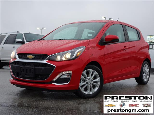 2019 Chevrolet Spark 1LT CVT (Stk: X28811) in Langley City - Image 1 of 24