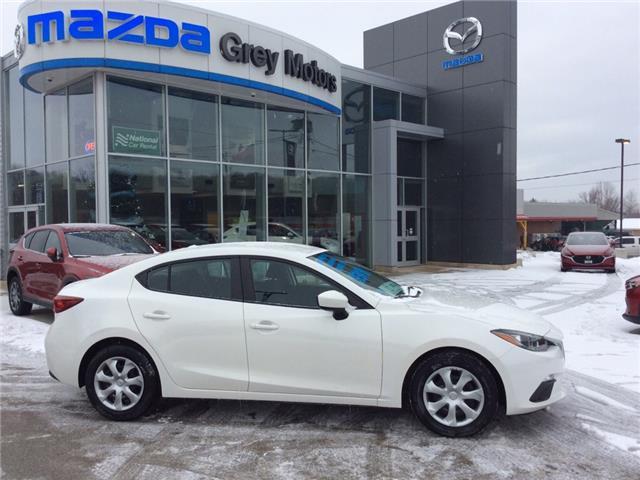 2016 Mazda Mazda3  (Stk: 03366P) in Owen Sound - Image 1 of 17
