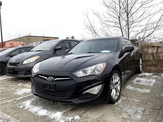 2013 Hyundai Genesis Coupe  (Stk: 083152) in Milton - Image 1 of 1