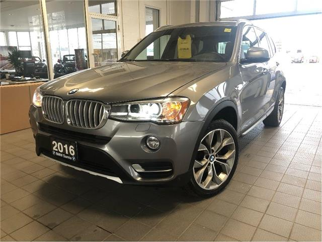 2016 BMW X3 xDrive28i (Stk: XU256) in Sarnia - Image 1 of 19