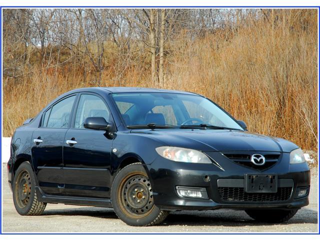 2009 Mazda Mazda3 GT (Stk: 59535A) in Kitchener - Image 1 of 15
