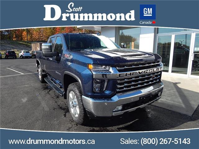 2020 Chevrolet Silverado 2500HD LTZ (Stk: ) in Campbellford - Image 1 of 17