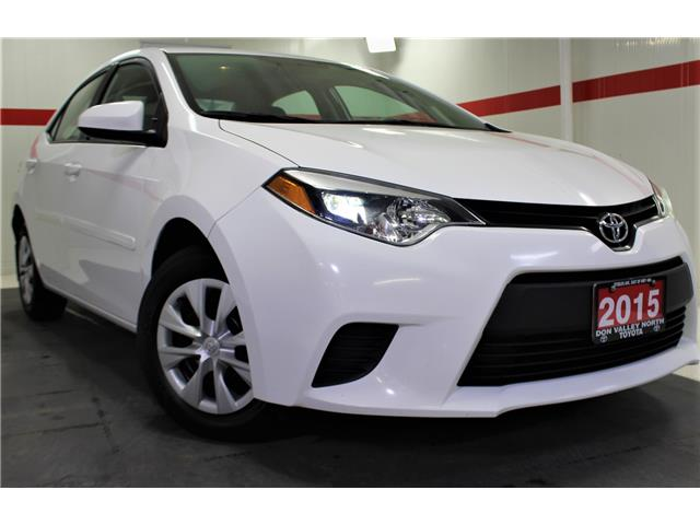 2015 Toyota Corolla CE (Stk: 300147S) in Markham - Image 1 of 22