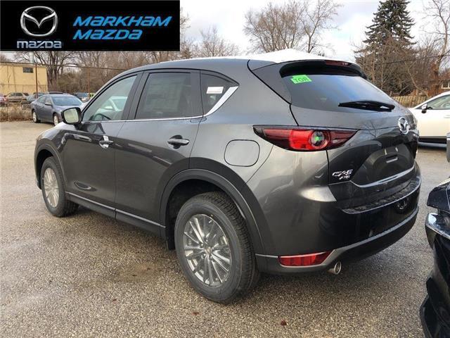 2019 Mazda CX-5 GS (Stk: N190152) in Markham - Image 1 of 1