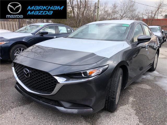 2019 Mazda Mazda3 GS (Stk: D190292) in Markham - Image 1 of 1