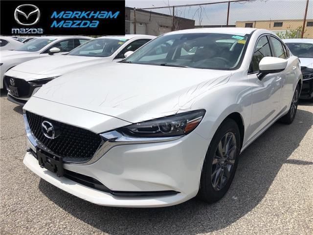 2019 Mazda MAZDA6 GS (Stk: G190490) in Markham - Image 1 of 1