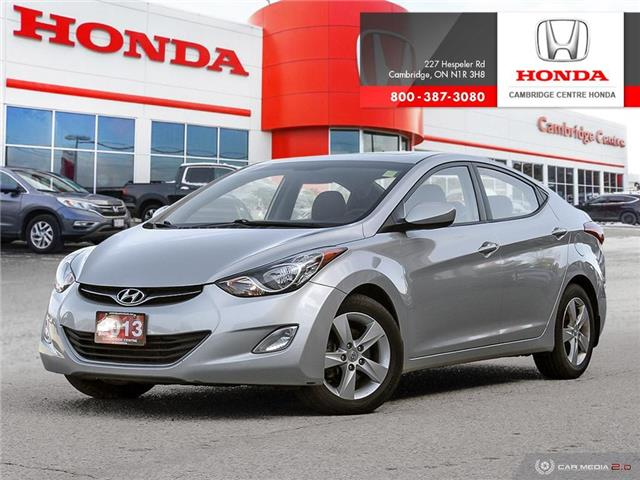 2013 Hyundai Elantra  5NPDH4AE7DH222152 19289B in Cambridge