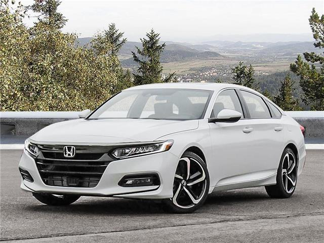 2020 Honda Accord Sport 2.0T (Stk: 20078) in Milton - Image 1 of 23