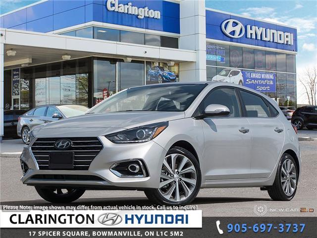 2020 Hyundai Accent Ultimate (Stk: 19933) in Clarington - Image 1 of 24