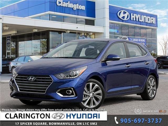 2020 Hyundai Accent Ultimate (Stk: 19936) in Clarington - Image 1 of 24