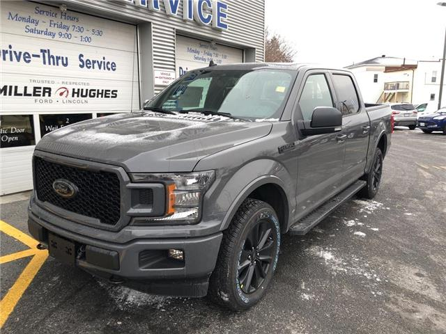 2020 Ford F-150 XLT (Stk: 20041) in Cornwall - Image 1 of 11