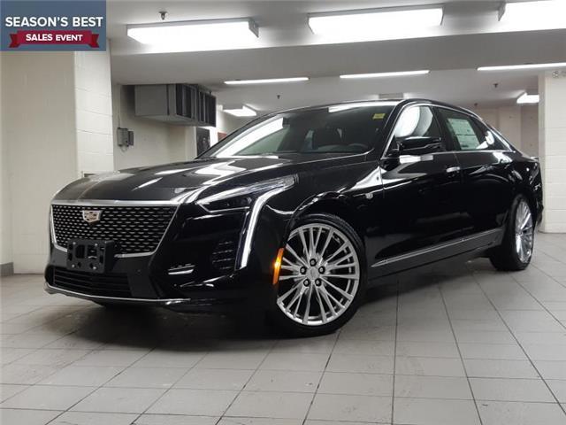 2020 Cadillac CT6 3.6L Premium Luxury (Stk: 209000) in Burlington - Image 1 of 21