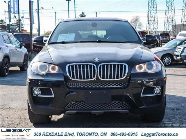 2013 BMW X6 xDrive50i (Stk: T11660A) in Etobicoke - Image 2 of 25