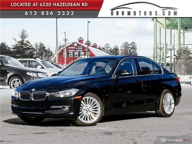 2015 BMW 320i xDrive (Stk: 5933) in Stittsville - Image 1 of 27