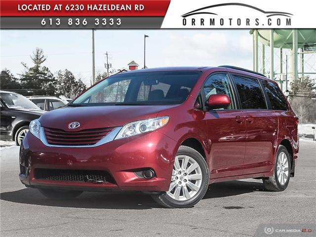 2015 Toyota Sienna LE 7 Passenger (Stk: 5931) in Stittsville - Image 1 of 27