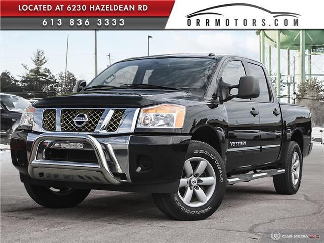 2013 Nissan Titan SV (Stk: 5859) in Stittsville - Image 1 of 27