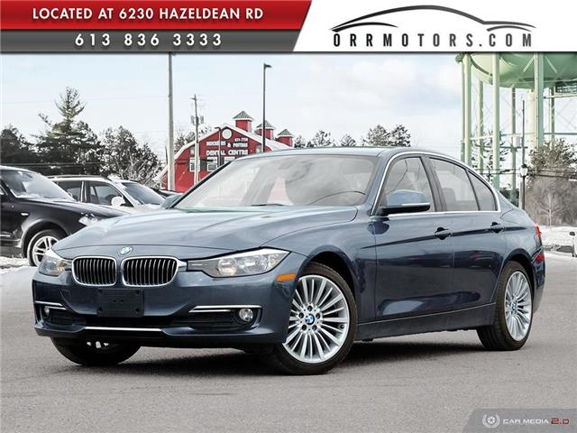 2015 BMW 320i xDrive (Stk: 5753) in Stittsville - Image 1 of 27