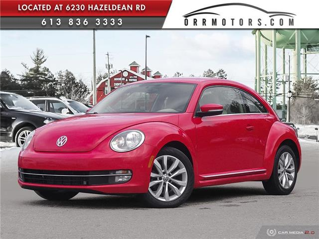 2013 Volkswagen Beetle 2.0 TDI Highline (Stk: 5924) in Stittsville - Image 1 of 28