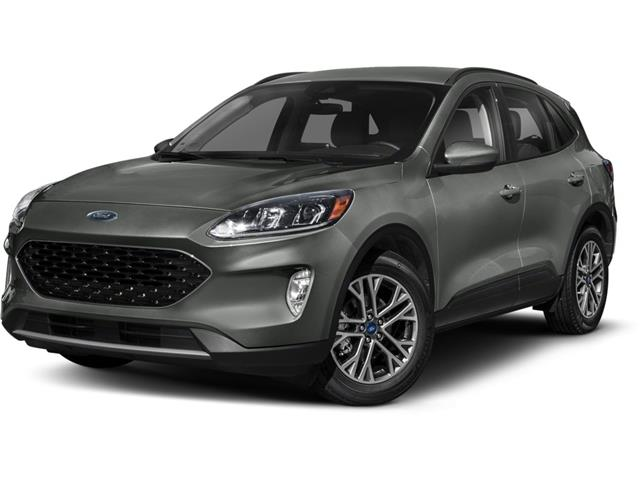 2020 Ford Escape SEL (Stk: XC043) in Sault Ste. Marie - Image 1 of 3