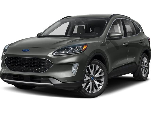 2020 Ford Escape Titanium (Stk: XC060) in Sault Ste. Marie - Image 1 of 3