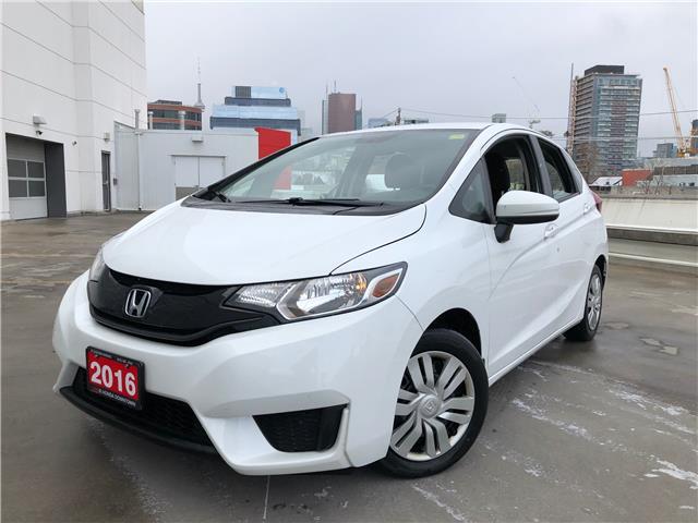 2016 Honda Fit LX (Stk: HP3642) in Toronto - Image 1 of 31