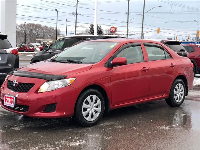 2010 Toyota Corolla CE (Stk: TV328C) in Cobourg - Image 1 of 18