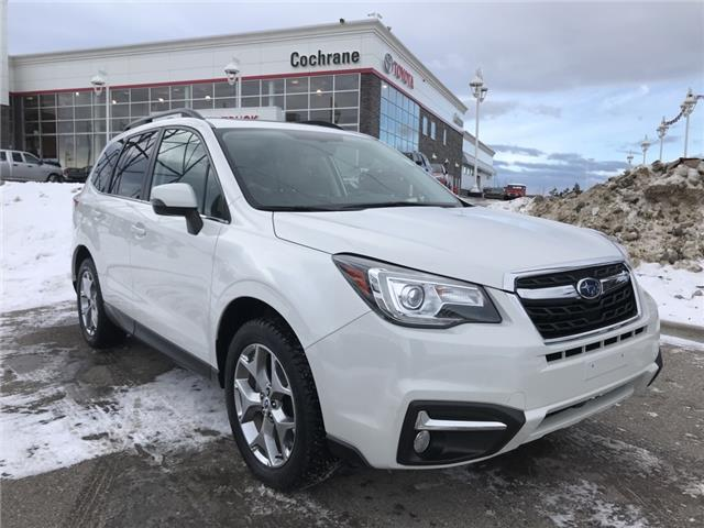 2017 Subaru Forester 2.5i Touring (Stk: 2945A) in Cochrane - Image 1 of 27