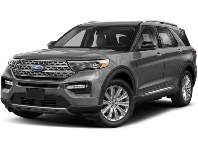 2020 Ford Explorer XLT (Stk: XC010) in Sault Ste. Marie - Image 1 of 3