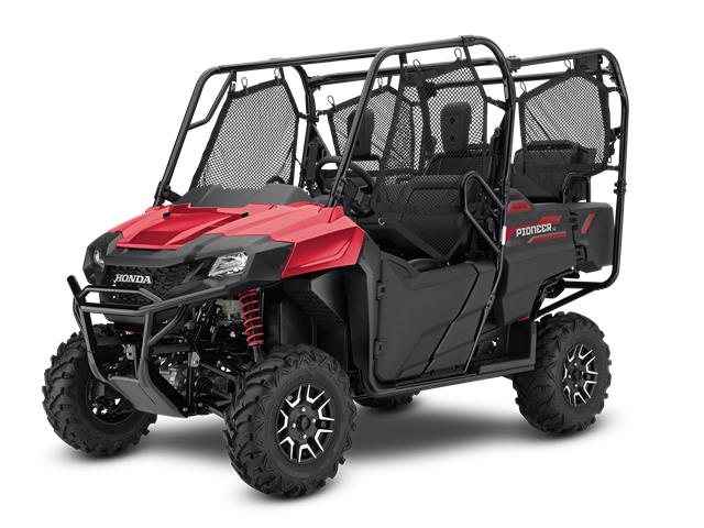 2020 Honda Pioneer 700  (Stk: Q600007) in Fort St. John - Image 1 of 1