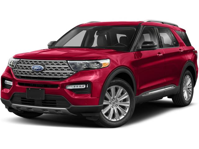 2020 Ford Explorer XLT (Stk: XC058) in Sault Ste. Marie - Image 1 of 4