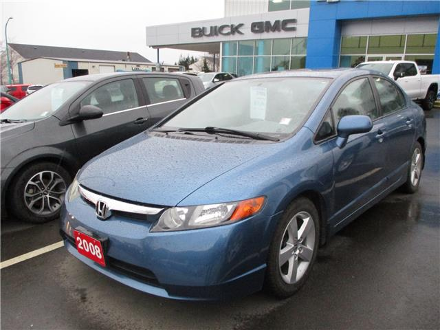 2008 Honda Civic LX (Stk: C8H029273) in Terrace - Image 1 of 8