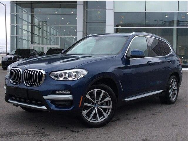 2020 BMW X3 xDrive30i (Stk: 13553) in Gloucester - Image 1 of 14