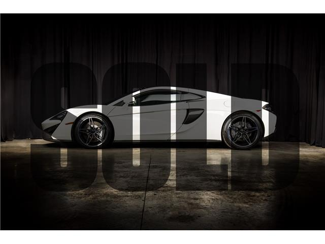 2017 McLaren 570GT Coupe (Stk: VU0335) in Calgary - Image 1 of 13