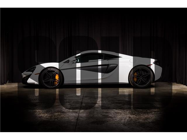 2018 McLaren 570S Coupe  (Stk: MV0198) in Calgary - Image 1 of 20