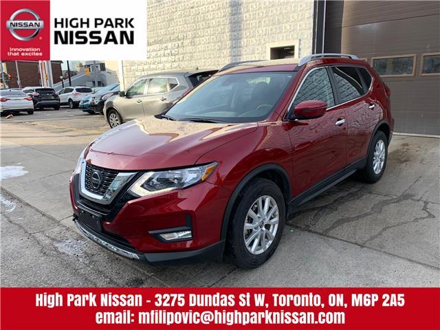 2019 Nissan Rogue SV (Stk: U1740) in Toronto - Image 1 of 23