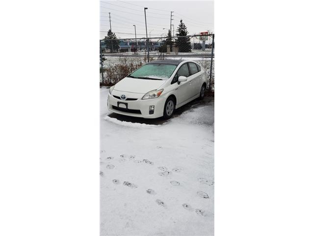 2010 Toyota Prius Base (Stk: 080537) in Brampton - Image 1 of 1