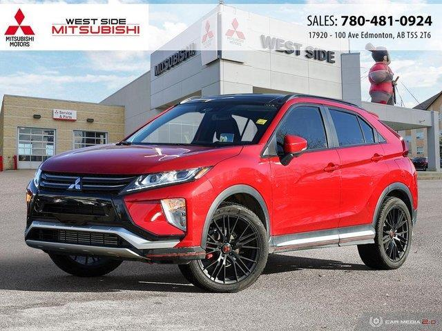 2018 Mitsubishi Eclipse Cross GT (Stk: E18196) in Edmonton - Image 1 of 27