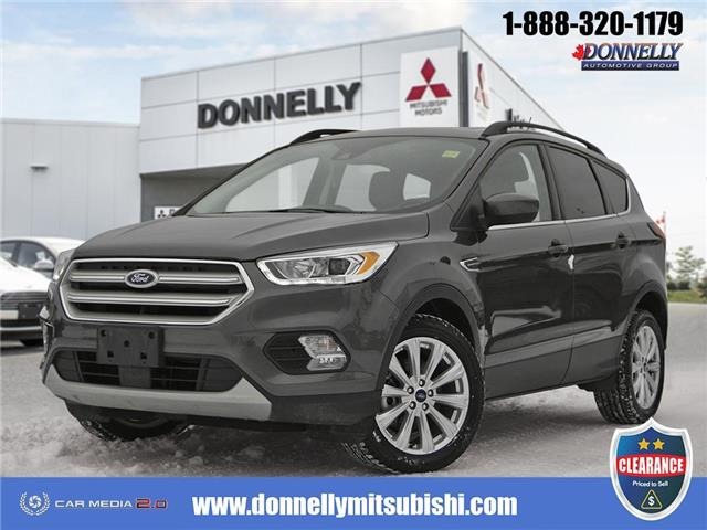 2019 Ford Escape SEL (Stk: MUR1003) in Kanata - Image 1 of 27